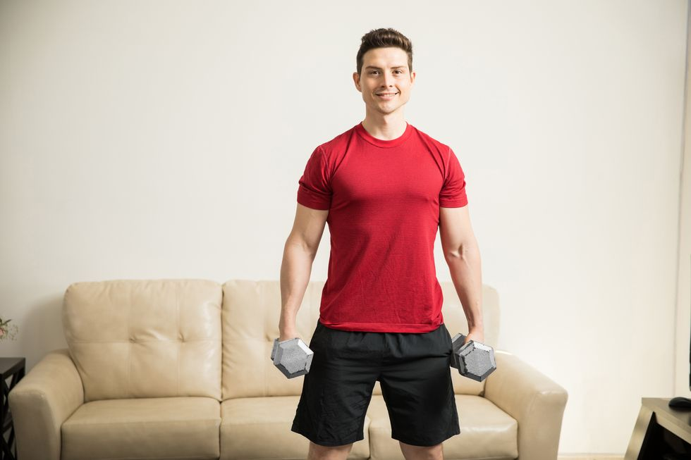 Best Home Dumbbell Workouts